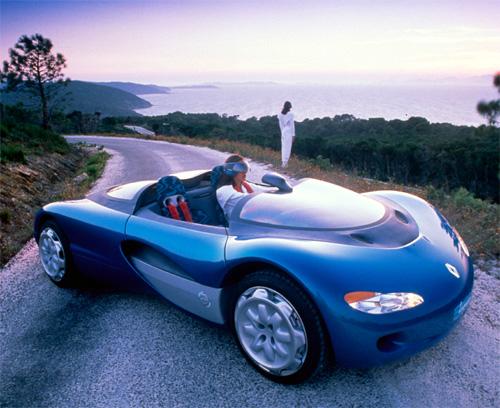 Renault Laguna Concept (1990) : le site des amateurs et passionn�s des